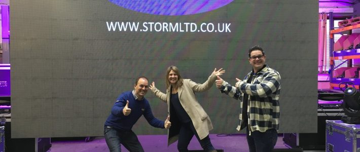 Emma Joins The Storm Team