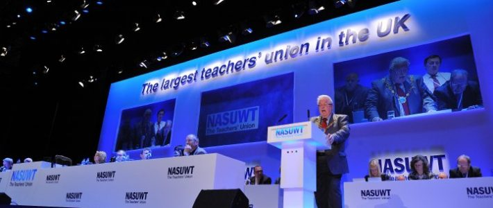 Storm At NASUWT Annual Conference