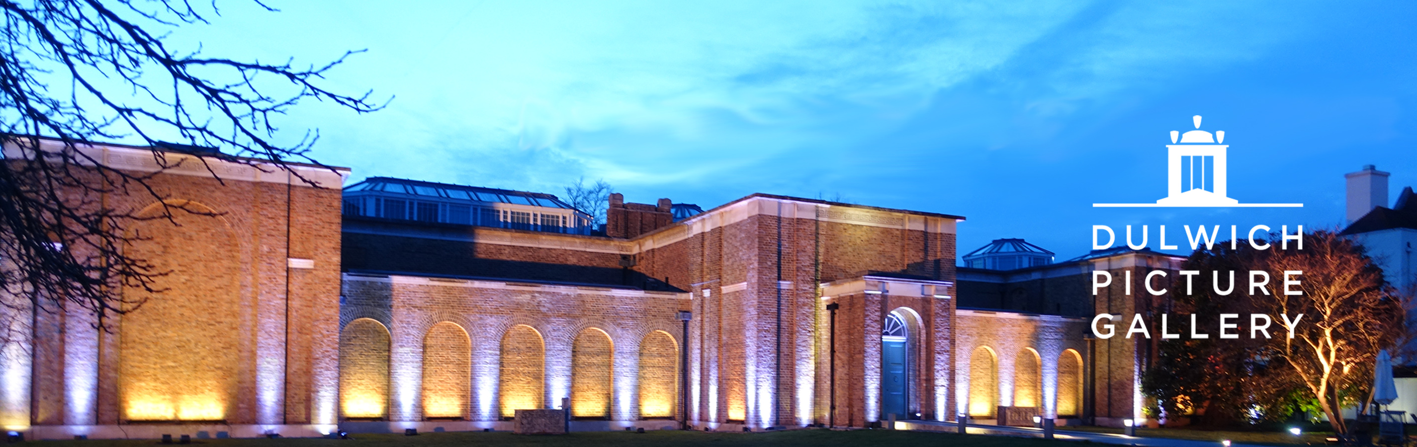 Dulwich Picture Gallery Header