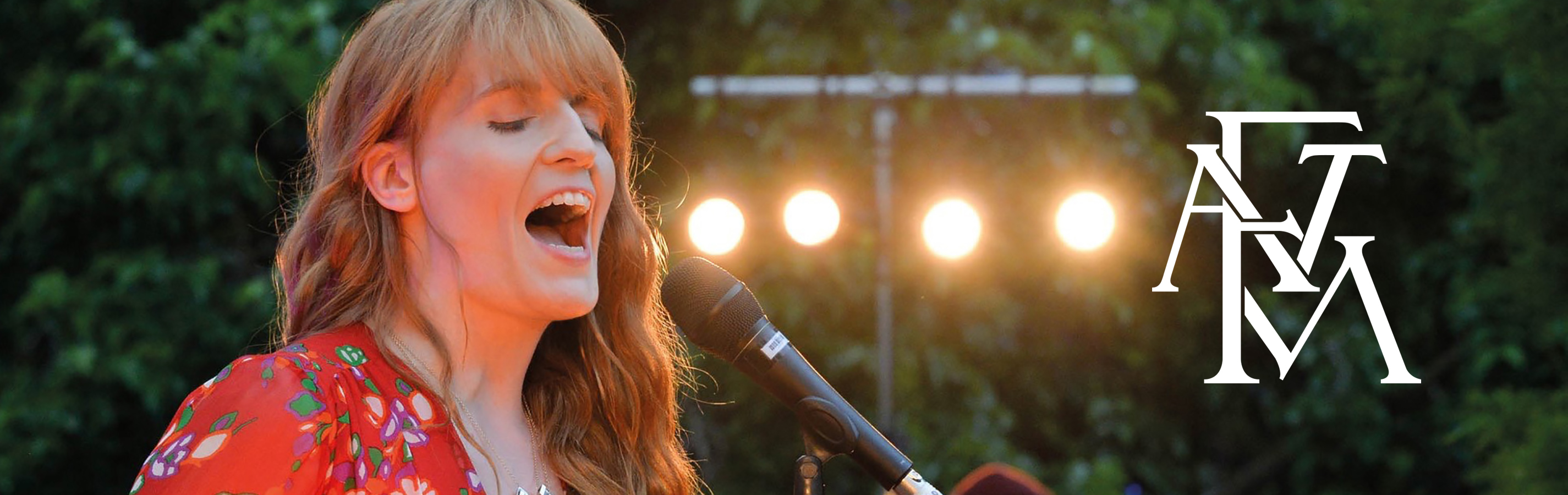 Florence and The Machine Header
