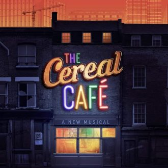 Storm goes for Breakfast at The Cereal Cafe