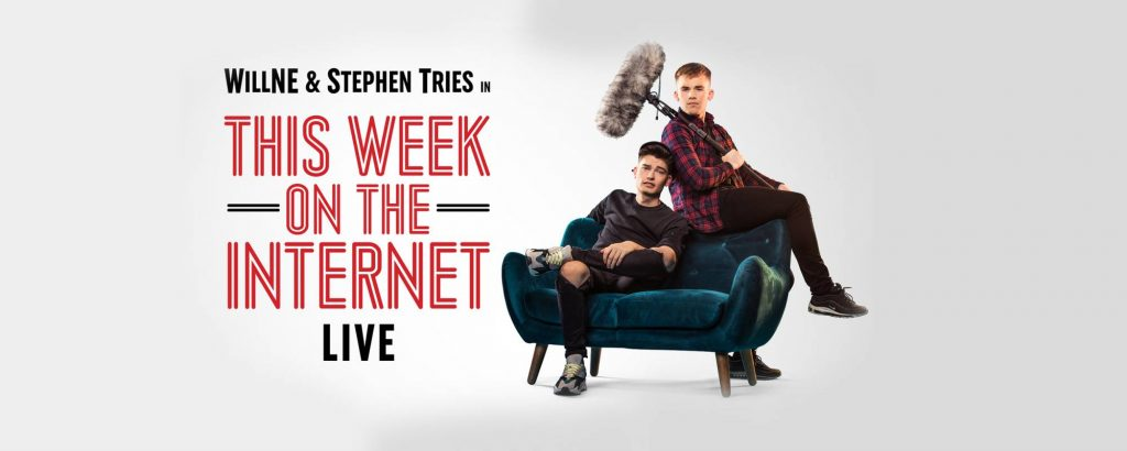 This Week on The Internet Live!