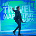 Russell Kane Performing at Travel Marketing Awards