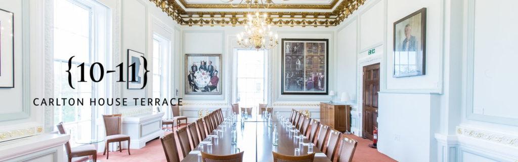 {10-11} Carlton House Terrace in London