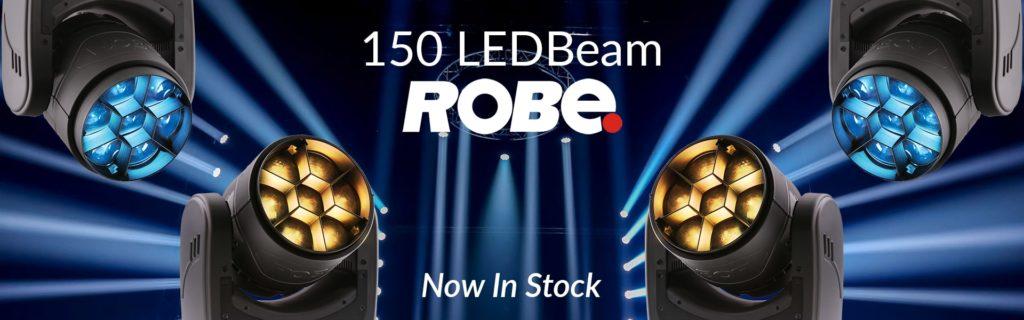 Robe LEDBeam 150 Now In Stock