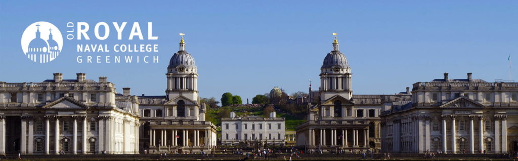 Old Royal Naval College in Greenwich, London