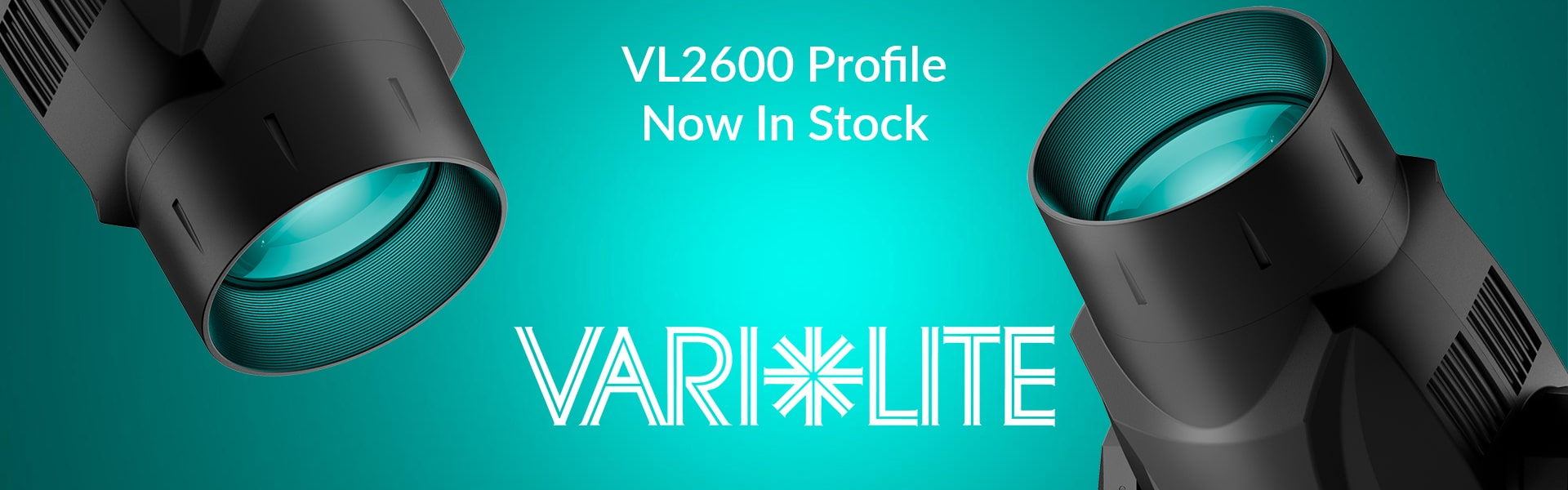 VariLite VL2600 Profile Available for Hire