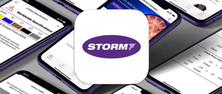 Storm Launches the Storm Ltd App