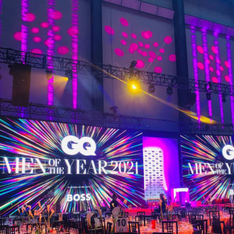 GQ Men of the Year Awards 2021